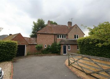 Thumbnail 4 bed detached house to rent in High Street, Hermitage, Thatcham