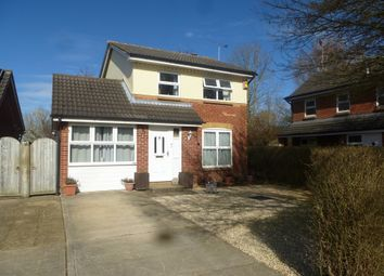 Thumbnail 4 bedroom detached house for sale in Fall Close, Aylesbury