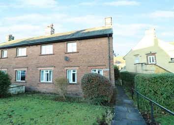 Thumbnail 3 bed semi-detached house for sale in Roman Road, Penrith
