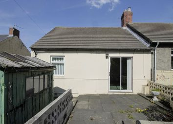 Thumbnail Bungalow for sale in Third Street, Watling Street Bungalows, Leadgate, Consett