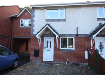 Thumbnail 2 bed property to rent in Scotby Close, Carlisle