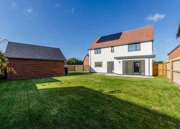 Thumbnail 4 bed property for sale in Mill Road, Little Melton, Norwich