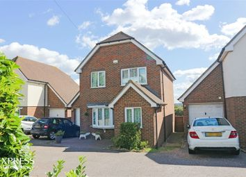 Thumbnail 3 bed detached house for sale in Frindsbury Hill, Rochester, Kent