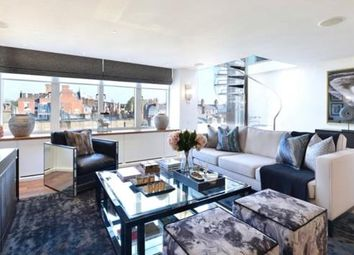 Thumbnail 3 bedroom flat to rent in Young Street, Kensington, London