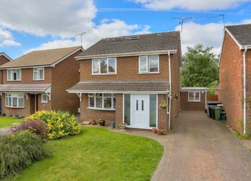 Thumbnail 5 bedroom detached house for sale in Fontmell Close, St.Albans