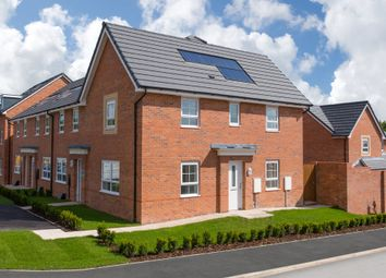 "Thumbnail 3 bed semi-detached house for sale in ""Moresby"" at Dunnocksfold Road, Alsager, Stoke-On-Trent"