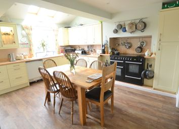 Thumbnail 5 bed semi-detached house for sale in Lavenham Road, Great Waldingfield, Sudbury