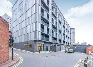 Thumbnail 2 bed flat for sale in The Hub, 1 Clive Passage, Birmingham, West Midlands