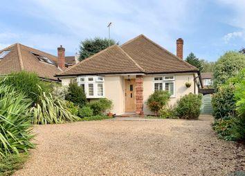 Glenavon Close, Claygate, Esher KT10. 2 bed detached bungalow