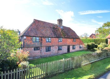 Thumbnail 4 bed detached house for sale in Crook Road, Brenchley, Tonbridge, Kent
