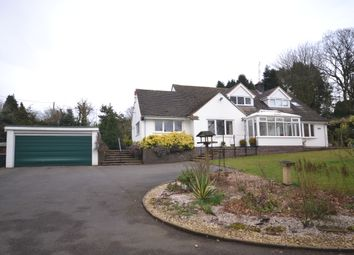 Thumbnail 4 bed detached bungalow for sale in Seabridge Lane, Clayton, Newcastle-Under-Lyme
