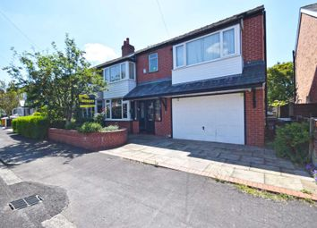 Thumbnail 5 bed semi-detached house for sale in Coral Road, Cheadle Hulme, Cheadle