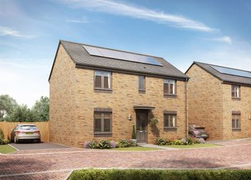 """Thumbnail 3 bed detached house for sale in """"The Dunblane"""" at Gilmerton Station Road, Edinburgh"""