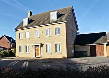 Thumbnail 5 bed detached house for sale in Greenhaze Lane, Great Cambourne, Cambourne, Cambridge