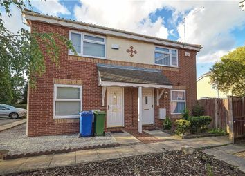 Thumbnail 1 bed semi-detached house to rent in Canon Tardrew Court, Hessle