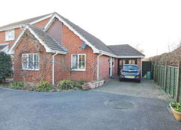 Thumbnail 4 bedroom detached bungalow for sale in Barbe Baker Avenue, West End, Southampton