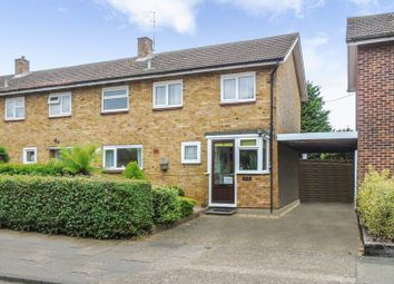 Thumbnail 3 bed terraced house for sale in St. Margarets, Stevenage