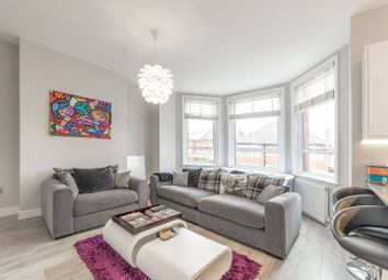 Thumbnail 3 bed flat for sale in Fordwych Road, West Hampstead, London