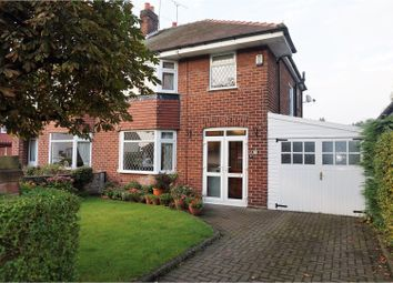 Thumbnail 3 bedroom semi-detached house for sale in Hall Avenue, Widnes