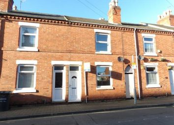 Thumbnail 2 bed terraced house for sale in Shakespeare Street, Loughborough, Leicestershire