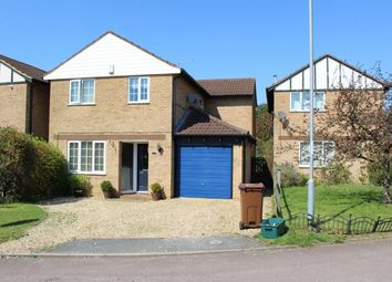 Thumbnail 4 bedroom detached house for sale in St. Emilion Close, Northampton, Northamptonshire