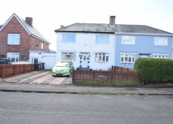Thumbnail 3 bed semi-detached house for sale in Wheatfield Grove, Newcastle Upon Tyne