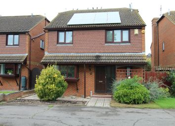 Thumbnail 4 bed detached house for sale in Ingleden Close, Kemsley, Sittingbourne