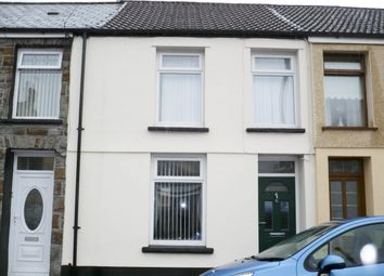 Thumbnail 2 bed terraced house for sale in Ton Pentre -, Pentre