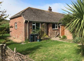 West Lulworth, Wareham BH20. 2 bed semi-detached bungalow