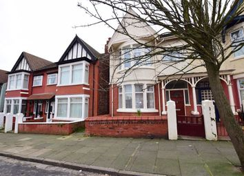 Thumbnail 4 bedroom semi-detached house for sale in Vaughan Road, Wallasey, Merseyside