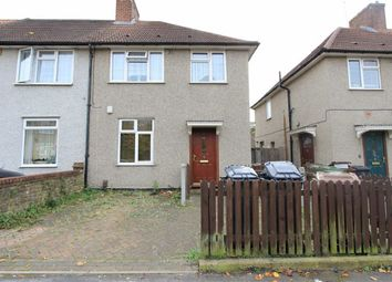 Thumbnail 1 bedroom flat for sale in Valence Wood Road, Dagenham, Essex