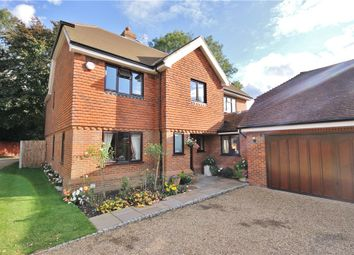 Thumbnail 5 bed detached house for sale in Anners Close, Egham, Surrey