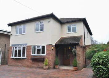 Thumbnail 4 bed detached house for sale in Epping Road, Roydon, Harlow