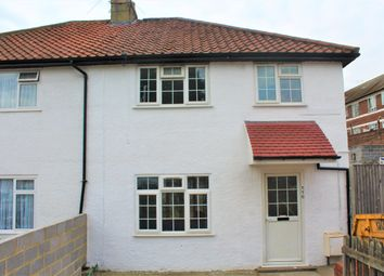 Thumbnail 3 bed semi-detached house to rent in Hunters Grove, Hayes