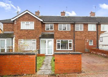 Thumbnail 3 bed terraced house for sale in Brindley Crescent, Hednesford, Cannock