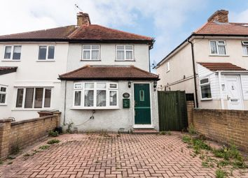 Thumbnail 2 bed semi-detached house for sale in Ridge Road, Sutton
