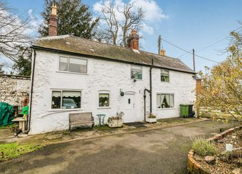 Thumbnail 3 bed detached house for sale in Pennal Cottage, Maesbury Marsh, Oswestry
