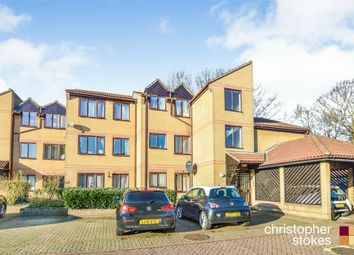 Thumbnail 2 bed flat for sale in Maple Leaf Court, Cross Road, Waltham Cross, Hertfordshire