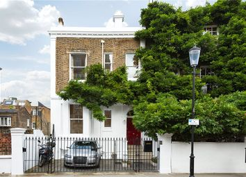 Thumbnail 5 bed end terrace house for sale in Bedford Gardens, Kensington, London