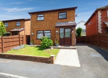 4 bed detached house for sale in Julian Heights, Fleur De Lis, Blackwood, Caerphilly NP12