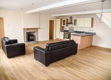 Thumbnail 3 bed semi-detached house to rent in Castle Hill, Holmesfield, Dronfield