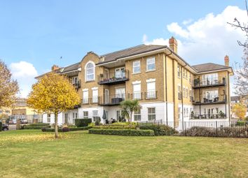 Thumbnail 2 bed flat for sale in Clearwater Place, Long Ditton, Surbiton