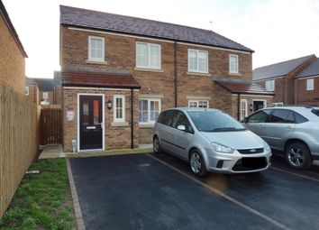 Thumbnail 3 bed semi-detached house to rent in The Hollies, Rowan Avenue, Beverley