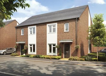 Thumbnail 3 bedroom semi-detached house for sale in Campden Road, Long Marston, Stratford-Upon-Avon