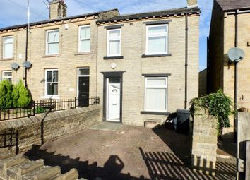 Thumbnail 2 bed end terrace house to rent in Halifax Road, Brighouse