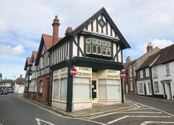 Thumbnail Commercial property for sale in 37, 39 & 39A King Street, Sandwich, Kent