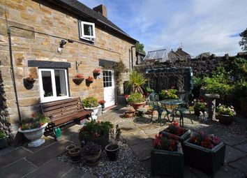 Thumbnail 1 bed cottage for sale in Butterton, Leek