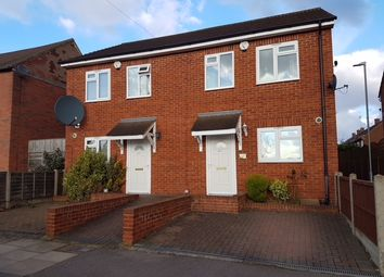 Thumbnail 2 bed semi-detached house for sale in Huntsman Road, Hainault