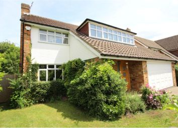 Thumbnail 5 bed detached house to rent in Fife Way, Bookham, Leatherhead