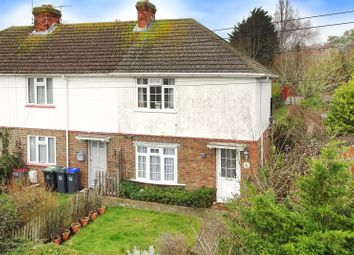 Thumbnail 2 bed end terrace house for sale in Upper Brighton Road, Broadwater, Worthing